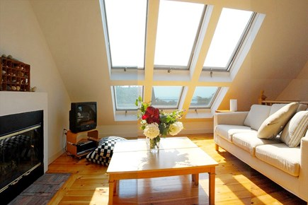 Provincetown Cape Cod vacation rental - Living room 1
