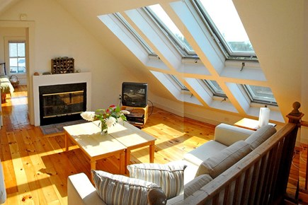 Provincetown Cape Cod vacation rental - Living room 2