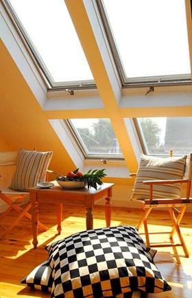 Provincetown Cape Cod vacation rental - Top floor Master bedroom 2
