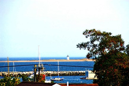 Provincetown Cape Cod vacation rental - Harbor view