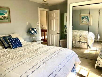 Orleans Cape Cod vacation rental - Upstairs bedroom with queen bed