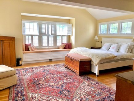 Orleans Cape Cod vacation rental - Master bedroom w/ full bath