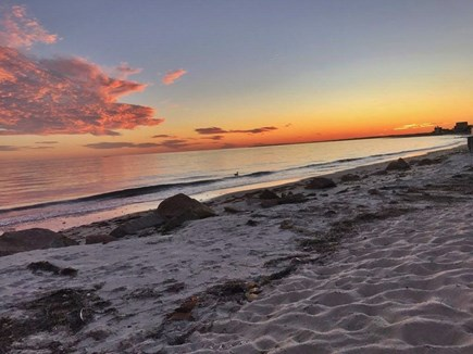 West Dennis Cape Cod vacation rental - Private, residents only beach just 3 houses away!