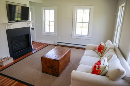 Brewster Cape Cod vacation rental - TV lounge/living room