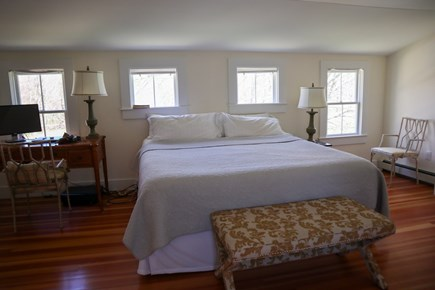 Brewster Cape Cod vacation rental - King master
