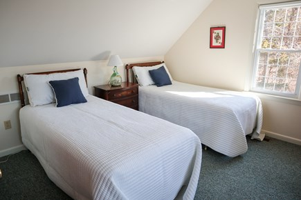 Orleans Cape Cod vacation rental - One of two twin bedrooms