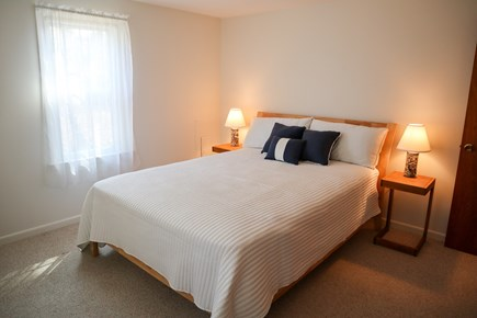 Orleans Cape Cod vacation rental - Queen with another spread