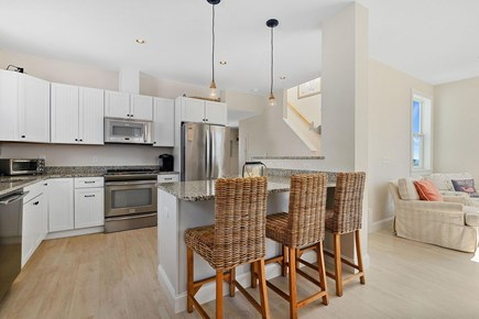 Dennis Cape Cod vacation rental - Kitchen with all cookware and dishes