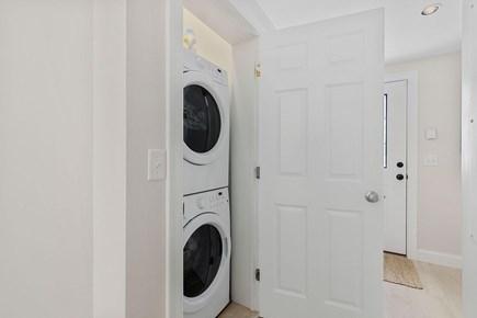Dennis Cape Cod vacation rental - 1st floor laundry