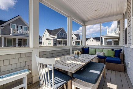 Dennis Cape Cod vacation rental - Screened-in Porch