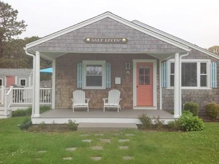 Chatham Cape Cod vacation rental - Salt Livin' front porch