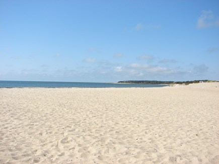 Chatham Cape Cod vacation rental - Beautiful Ridgevale Beach is just over a half mile away!!