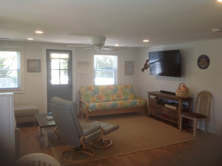 Chatham Cape Cod vacation rental - Open space kitchen/living room for families & guests