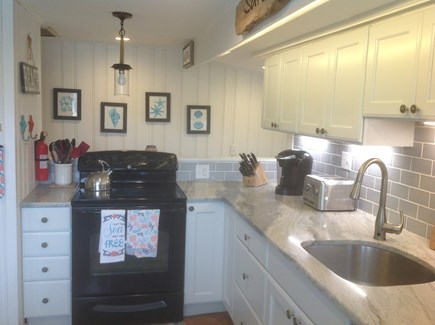 Chatham Cape Cod vacation rental - Well lit and well-equipped kitchen