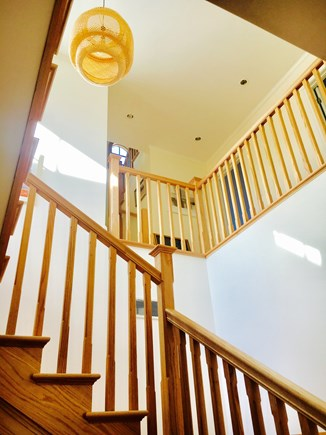 Woods Hole Woods Hole vacation rental - Interior stairs
