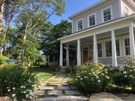 Woods Hole Woods Hole vacation rental - Front of house