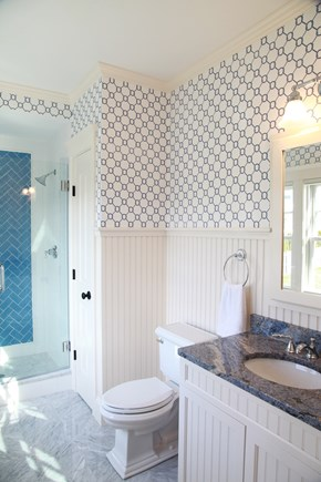 New Seabury, Popponesset New Seabury vacation rental - First floor bathroom with shower
