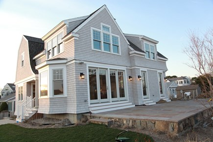 New Seabury, Popponesset New Seabury vacation rental - Patio (furnished in another picture)