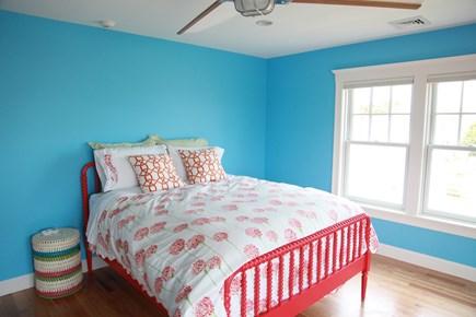 New Seabury, Popponesset New Seabury vacation rental - Second floor bedroom w/waterviews, queen bed, TV