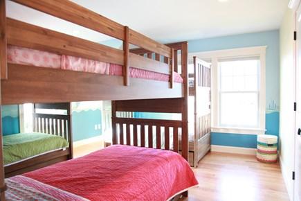 New Seabury, Popponesset New Seabury vacation rental - Bunk room, sleeps 6
