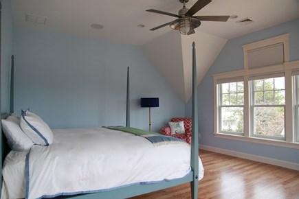 New Seabury, Popponesset New Seabury vacation rental - Second floor bedroom with water views, en suite bathroom