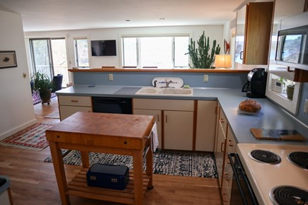 North Chatham Cape Cod vacation rental - Full outfitted kitchen, also has water view