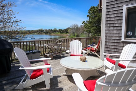 North Chatham Cape Cod vacation rental - Stunning elevated views of scenic Ryder's Cover, North Chatham