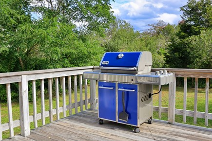Orleans Cape Cod vacation rental - Deck area/Grill