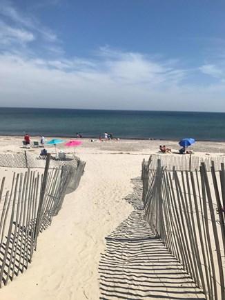 Sandwich Cape Cod vacation rental - Beautiful Sandy Neck Beach just a mile away