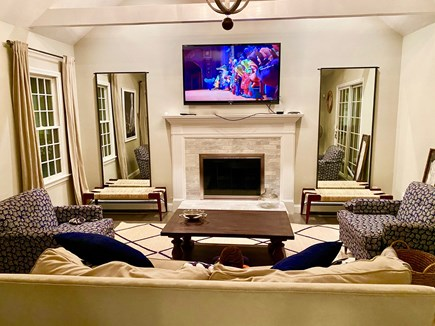 Sandwich Cape Cod vacation rental - Great Room