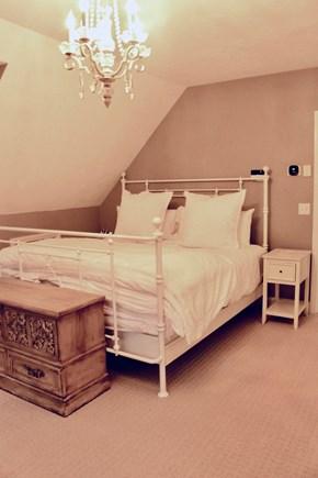 Sandwich Cape Cod vacation rental - Master bedroom with king bed en suite