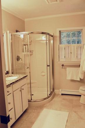 Sandwich Cape Cod vacation rental - Master bath