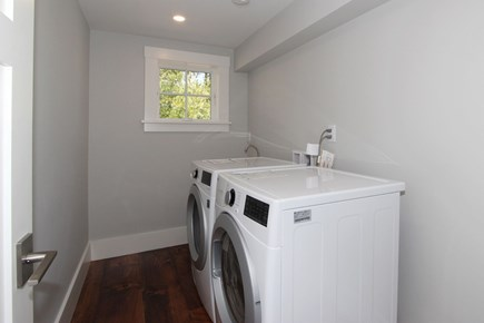 Orleans Cape Cod vacation rental - Laundry area