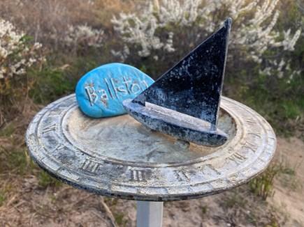 Truro, Ballston Beach Cape Cod vacation rental - Sundial