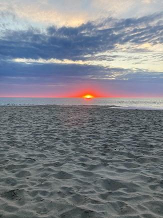 Truro, Ballston Beach Cape Cod vacation rental - Sunrise at Ballston Beach