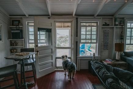 Truro, Ballston Beach Cape Cod vacation rental - Main room and entrance