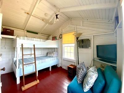 Truro, Ballston Beach Cape Cod vacation rental - Bunk-bed bedroom