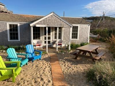 Truro, Ballston Beach Cape Cod vacation rental - Beach House front