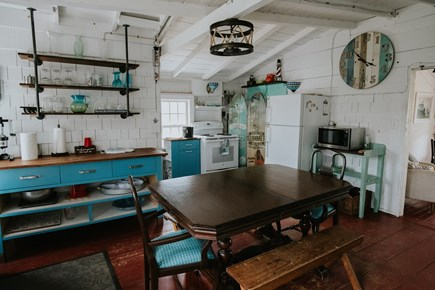 Truro, Ballston Beach Cape Cod vacation rental - Kitchen