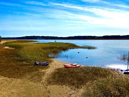 Wellfleet Cape Cod vacation rental - Pleasant Point Landing just a 2/10 mile walk away!