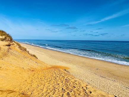 Wellfleet Cape Cod vacation rental - Beautiful nearby Newcomb Hollow Beach