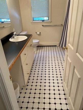 Wellfleet Cape Cod vacation rental - Downstairs bath