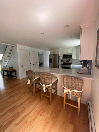 Harwich Cape Cod vacation rental - Counter bar Has seating for 3