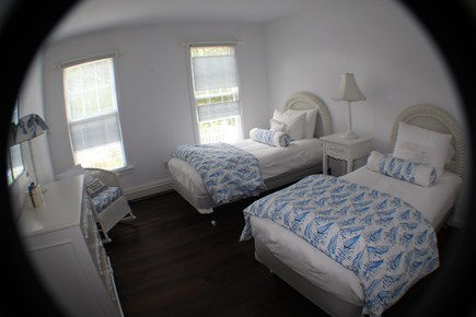 Chatham Cape Cod vacation rental - Twin beds on first floor