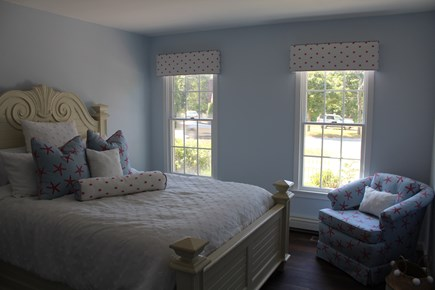 Chatham Cape Cod vacation rental - First floor with queen bed