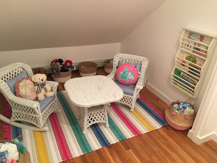 Chatham Cape Cod vacation rental - Charming children's play area off master suite
