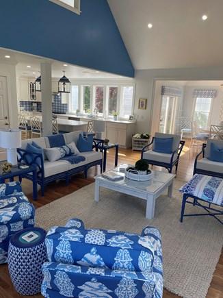 Chatham Cape Cod vacation rental - 1st floor completely open floor plan