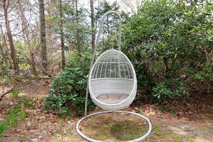 Chatham, 26 Andover Drive Cape Cod vacation rental - Relax in this fun chair !