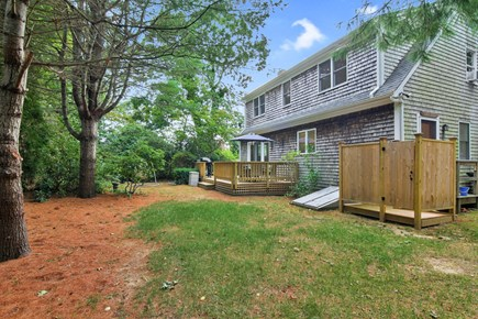 Chatham, 26 Andover Drive Cape Cod vacation rental - Rear view of home