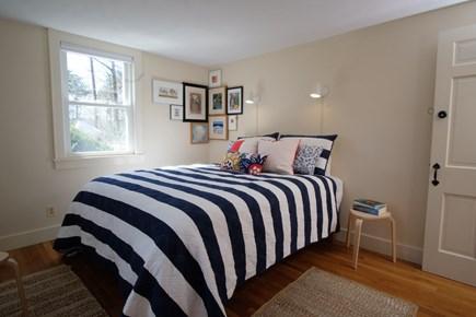 Orleans Cape Cod vacation rental - Bedroom 2 - queen w/ window AC unit